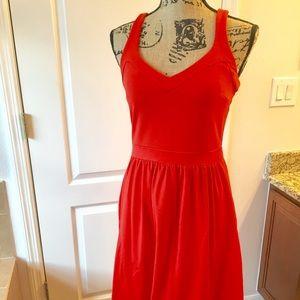 NWT Cynthia Rowley Orange Dress Size 4